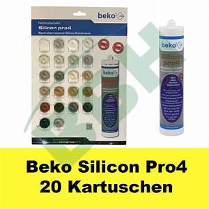 Silikon Für Aussen : beko silicon pro4 silikon 20 x 310 ml holz bau sanit r naturstein ~ Orissabook.com Haus und Dekorationen