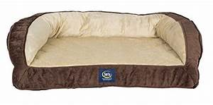 best orthopedic dog bed with bolster sevenhints With best orthopedic bolster dog bed
