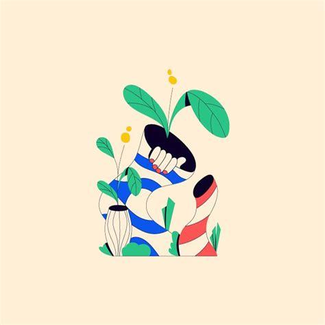 Illustration inspiration: Linn Fritz   Inside Design Blog