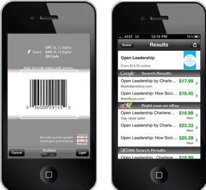 iphone scanner app your daily technical dose redlaser free barcode