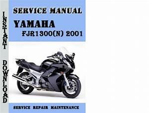 Yamaha Fjr1300 N  2001 Service Repair Manual Pdf Download