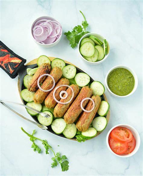 kebab recipe chicken seekh kebab without oven indian seekh kebab recipe