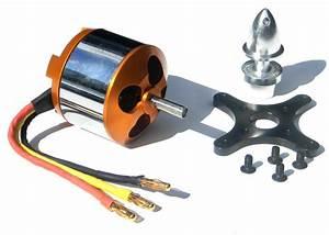 Power Up 46 Sport 620kv 1000 Watt Brushless Outrunner
