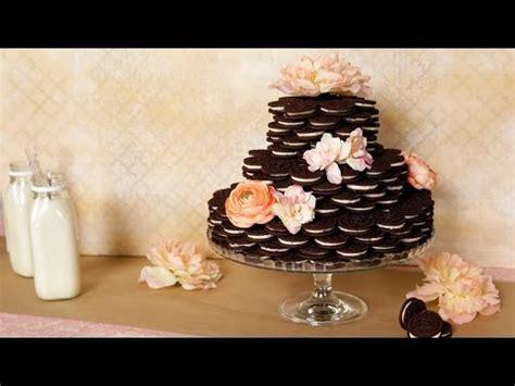 oreo wedding cake   dreams eat