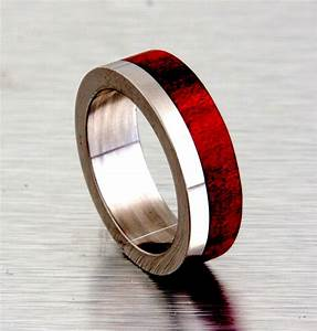 Men39s titanium wedding bands unique engagement ring for Ring mens wedding