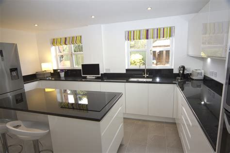 White Kitchens  Ideal Home For White Kitchen Units With