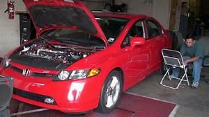 Swift Racing Technologies Honda Civic Si  K20z3 Turbo Kit