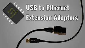 Usb Extender Over Cat 5 Wiring Diagram