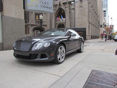 Purchase Used 2012 Bentley Gt Contact Orginal Msrp $ 216 K