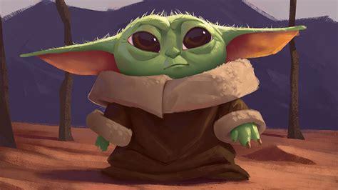 Baby Yoda Fanart Wallpaper 4k Ultra Hd Id4583