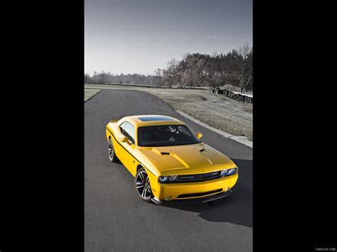 2018 Dodge Challenger Srt8 392 Yellow Jacket Top