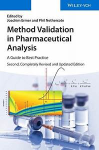 Method Validation In Pharmaceutical Analysis - Fachbuch