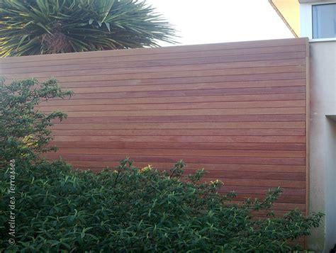 habillage mur exterieur en am 233 nagements divers atelier des terrasses finist 232 re et morbihan