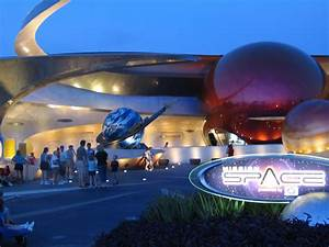 Mission Space::Fun Facts:: 1. There are now two versions ...