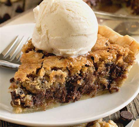 cuisiner simple et rapide recette de tarte aux pépites de chocolat toute simple et