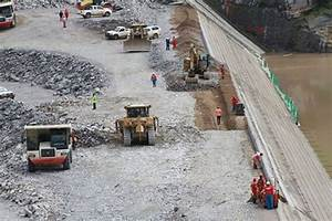 Contractor resumes work on dam construction project in ...