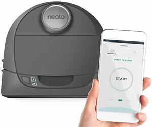 Staubsauger Roboter Neato : neato botvac connected d3 staubsauger roboter mit app kaufen ~ Watch28wear.com Haus und Dekorationen