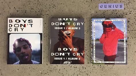 Copies Of Frank Ocean's Zine Going For Thousands Of