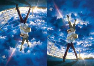 Anime Girl Falling From Sky   www.pixshark.com - Images ...