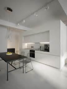 kitchen diner lighting ideas modern white kitchen diner interior design ideas