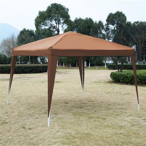 marque canap 10 x 10 ez pop up canopy tent gazebo
