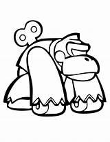 Kong Donkey Kleurplaat Coloring Duim Toy Clipart Opwinden Wind Kleurplaten Mario Omhoog Country Sketch Sheet Drawing Template Downloaden Uitprinten Vriend sketch template