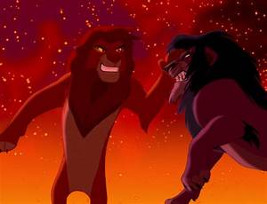 Image  Simba fighting Scar to save his kingdom png Heroes Wiki FANDOM powered by Wikia