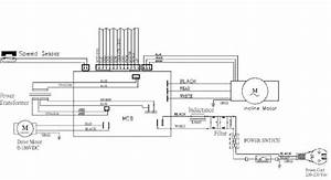Treadmill Wiring Diagram