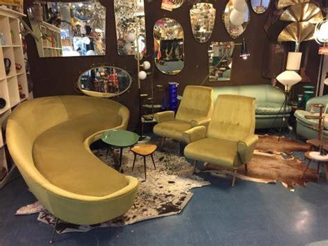 Da Visitare Divani Poltrone Lampade Vintage Di Design Anni