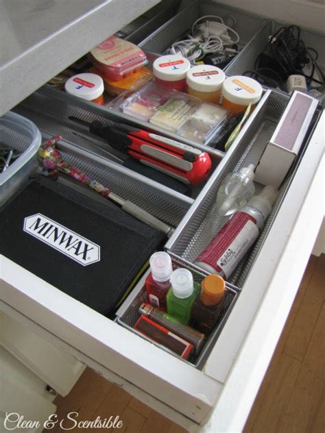 organize kitchen drawers try this 9 diy organization kitchen tips four 1244
