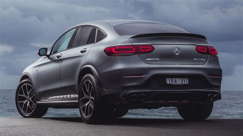 Customize your 2021 amg glc 43 coupe. 2020 Mercedes-AMG GLC 43 Coupe (AU) - Wallpapers and HD Images | Car Pixel