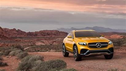 Mercedes Benz Glc Coupe Concept Wallpapers Hdcarwallpapers