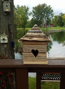 Driftwood, Birdhouse