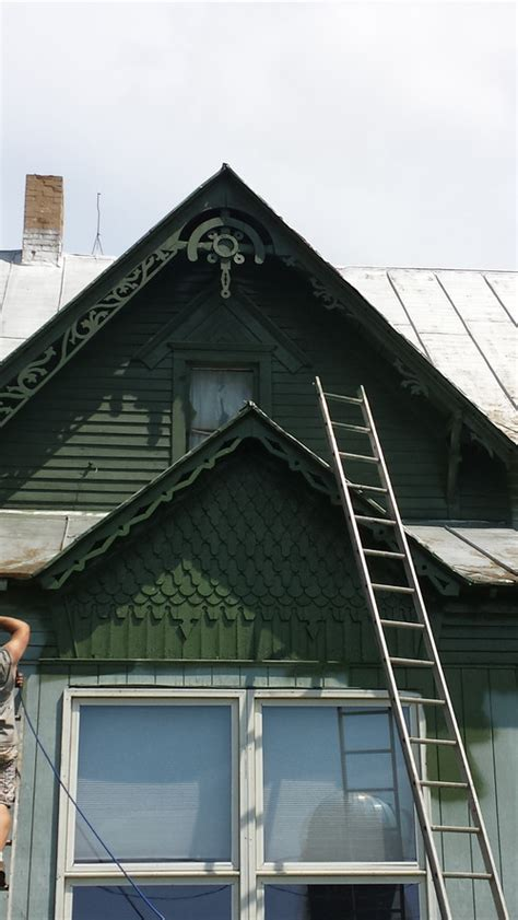 decorative gable trim iron decorative gable trim