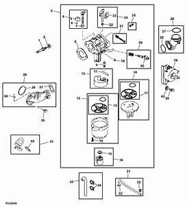 John Deere La115 Carburetor Diagram