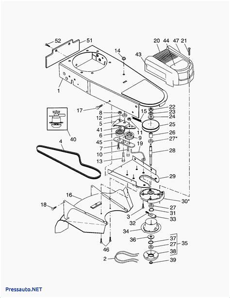 craftsman lt2000 belt diagram gallery newomatic