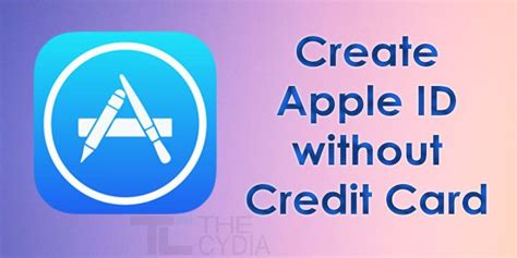 From the menu bar at the top of your computer screen or at the top of the itunes window, choose account > sign in. How to Create an Apple ID Without Credit Card or Payment ...