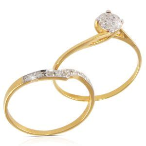 buy vera perla 18k solid gold with 0 17ct genuine diamond