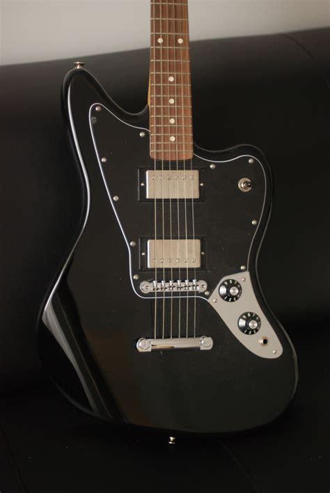 Fender Jaguar Hh Blacktop by Fender Blacktop Jaguar Hh Image 497615 Audiofanzine