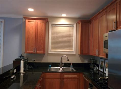 how to install kitchen cabinets with uneven ceiling how to backsplash with uneven cabinets