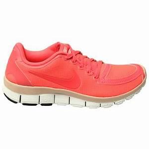 Shoebedo Nike Sneaker Free 5 0 V4 Neon Pink