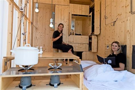 Wo Darf Tiny Häuser Abstellen by Hannover Ecovillage Mit Tiny Houses In 214 Kosiedlung Bzw