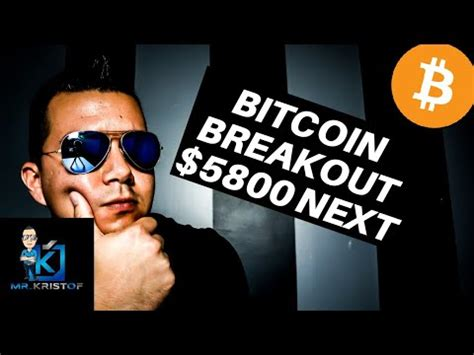 In this video, i'll go through the bitcoin news today & i'll make a bitcoin price analysis. BREAKING NEWS: BITCOIN BROKE $5400! Bitcoin can hit $6000 by the end of April! - YouTube