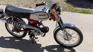 1972 Honda Cl70 K3
