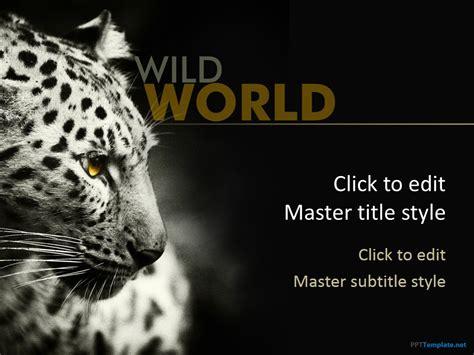 leopard  template