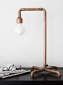 Tischlampe Selber Bauen : die besten 25 stehlampe selber bauen ideen auf pinterest ~ Michelbontemps.com Haus und Dekorationen