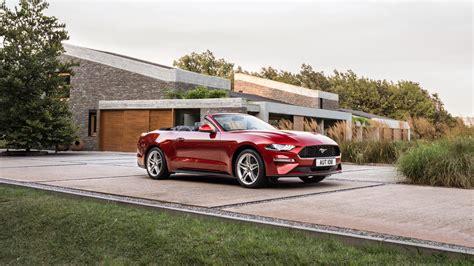 2018 Ford Mustang Convertible 4k 3 Wallpaper Hd Car