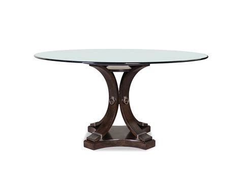 round glass breakfast table set classic glass round table dining room set dining room