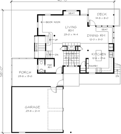 modern two bedroom house plans contemporary style house plan 3 beds 2 5 baths 2440 sq 19289 | w1024