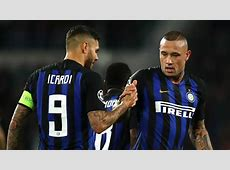Nainggolan, Icardi Secure Comeback for Inter Over PSV